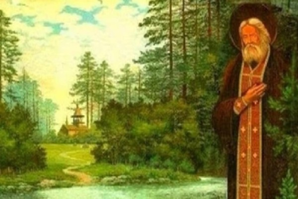 Θαύμα του Αγίου Σεραφείμ του Σαρώφ με άθεο φοιτητή