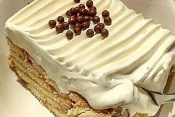 Μοναδικό: Αυτή την τούρτα κατσαρόλας θα την λατρέψετε!