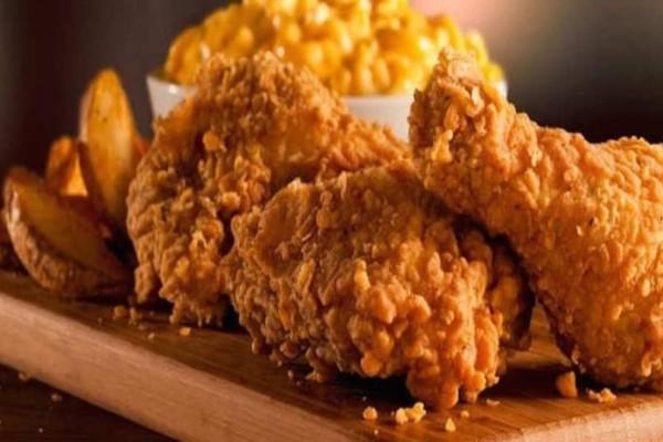 Το καλύτερο τηγανιτό κοτόπουλο του κόσμου!
