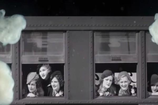 Το μυστηριώδες τρένο που εξαφανίστηκε με τους επιβάτες του (video)