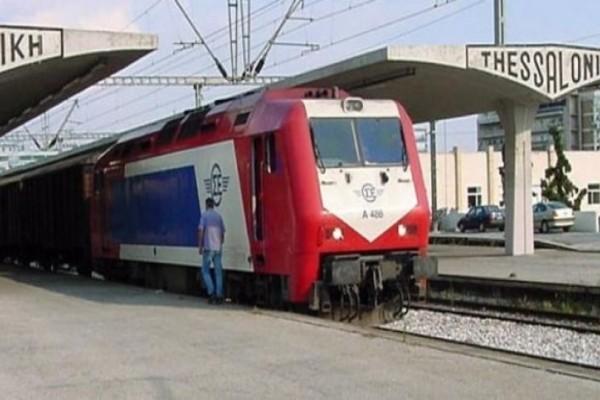 ΤΡΑΙΝΟΣΕ: Προβλήματα στην Θεσσαλονίκη λόγω κακοκαιρίας!