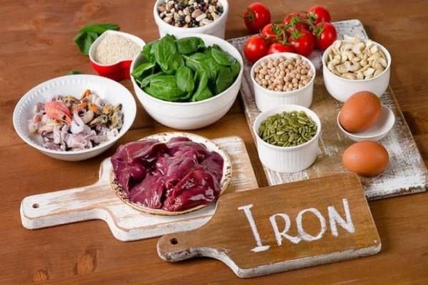 4+1 τροφές που έχουν τόσο σίδηρο όσο το κόκκινο κρέας!