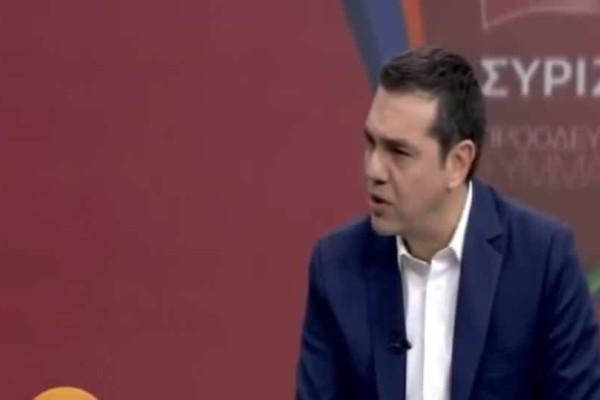 Αλέξης Τσίπρας: Θεωρεί τον εαυτό του συνεχιστή του Ελευθερίου Βενιζέλου! (Video)