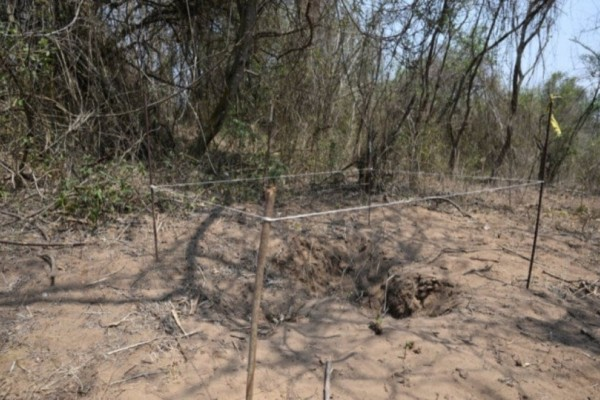 Φρίκη: Βρέθηκε μυστικός τάφος με 12 πτώματα!