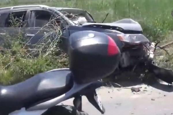 Βέροια: Τροχαίο δυστύχημα με έναν νεκρό και δύο τραυματίες!
