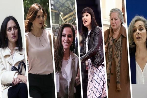 Αυτές είναι οι 61 γυναίκες που μπαίνουν στην Βουλή!