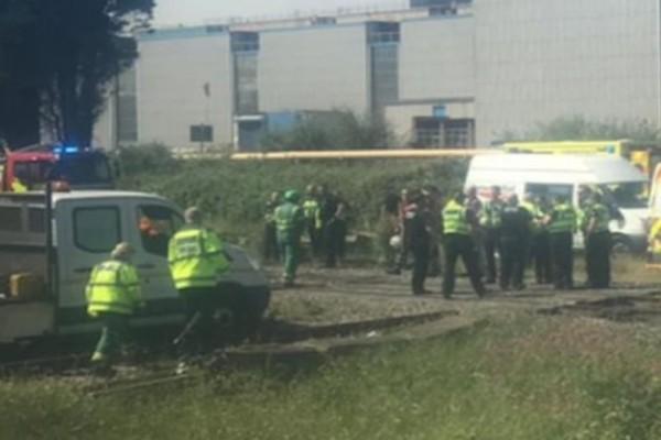 Τραγωδία: Tρένο παρέσυρε και σκότωσε δύο εργαζόμενους!