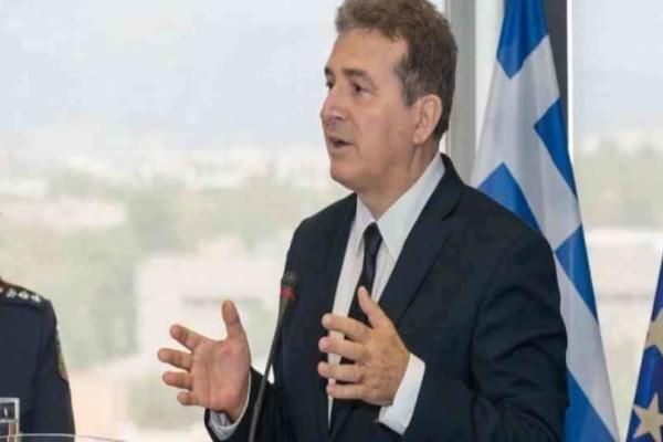 Μιχάλης Χρυσοχοΐδης: Mεταβαίνει εσπευσμένα στη Χαλκιδική ο υπουργός μετά τη φονική κακοκαιρία!