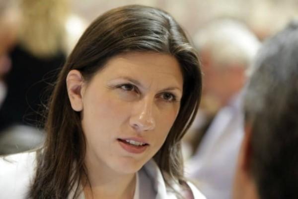 Ψήφισε η Ζωή Κωνσταντοπούλου: ''Σήμερα είναι η μέρα των πολιτών!''