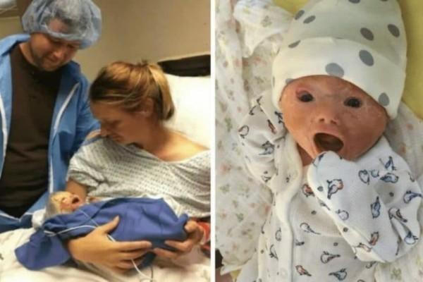 Απίστευτη ιστορία: «Πήραν εσπευσμένα την γυναίκα μου και της έκαναν καισαρική! Όταν είδα το μωρό κατάλαβα γιατί