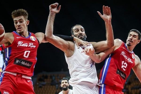 Μουντομπάσκετ 2019: Λίγο πριν το φινάλε, το Πουέρτο Ρίκο επικράτησε του Ιράν