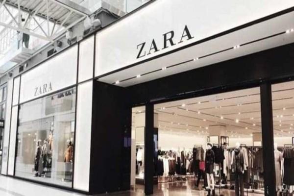 Ζara: Αυτό είναι τo απόλυτο παντελόνι που θα φοράς και μετά το καλοκαίρι!
