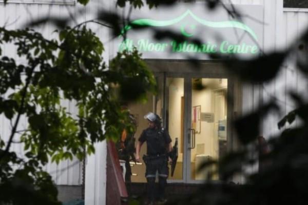 Όσλο: Απόπειρα τρομοκρατικής επίθεσης οι πυροβολισμοί σε τζαμί!