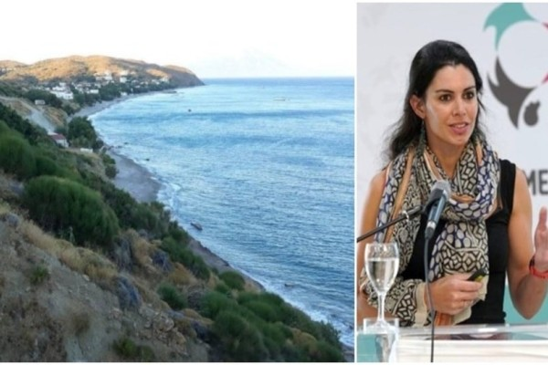 «Είμαι συγκλονισμένος»: Τραγική φιγούρα ο σύντροφος της αστροφυσικού που πέθανε στην Ικαρία! (photo)