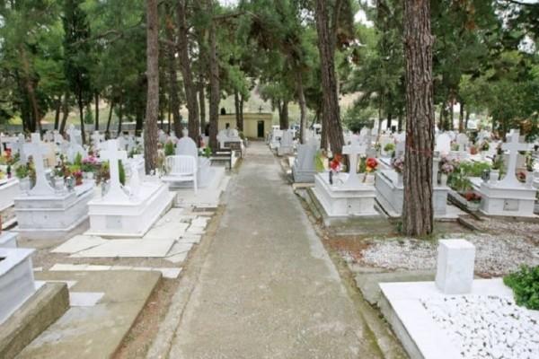 Φρίκη στο Ναύπλιο: Βρέθηκε σε νεκροταφείο νεκρό έμβρυο μέσα σε σακούλα!