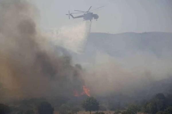 Φωτιά στην Κέρκυρα: Εκκενώθηκαν δύο χωριά!