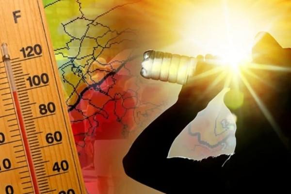 Έκτακτη ανακοίνωση από την ΕΜΥ: Πολύ υψηλές θερμοκρασίες - Ποιους βαθμούς θα ξεπεράσει ο υδράργυρος;
