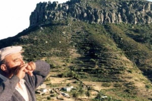 Αντιά: Ένα χωριό στην Εύβοια που μιλάνε με ...σφυρίγματα!