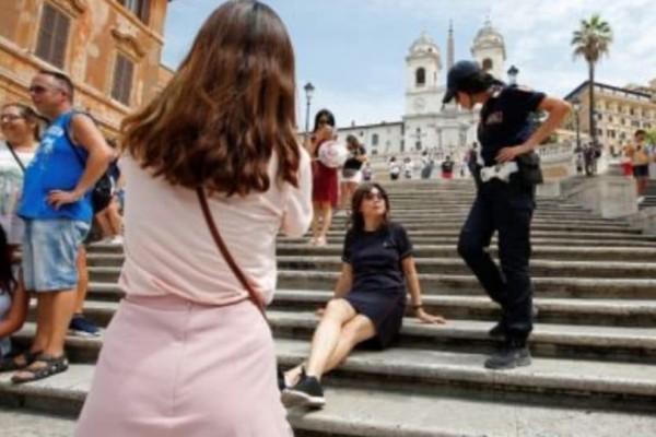 Τρόμος στη Ρώμη: Το πλήθος έτρεχε πανικόβλητο!