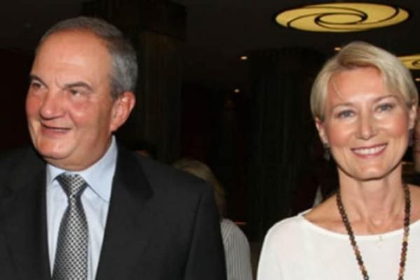 Κώστας Καραμανλής - Νατάσα Παζαΐτη: Αυτός είναι ο κούκλος γιος τους!