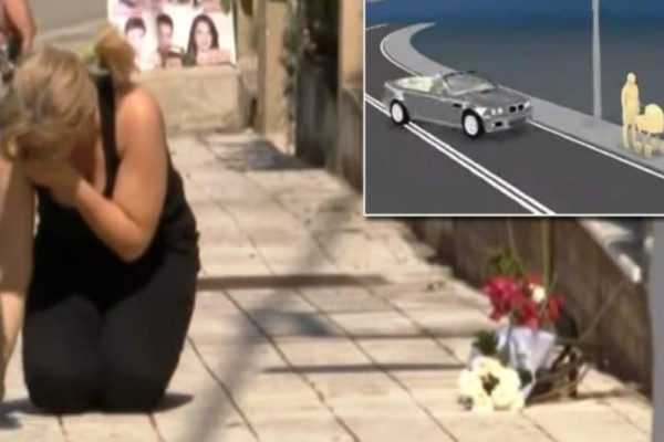 Τραγωδία στο Αίγιο: Το πόρισμα του ιατροδικαστή - Ακαριαίος ο θάνατος γιαγιάς και εγγονού!