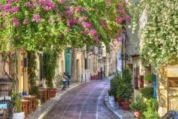 Ανακαλύψτε την Αθήνα μέσα από την λίστα του National Geographic!