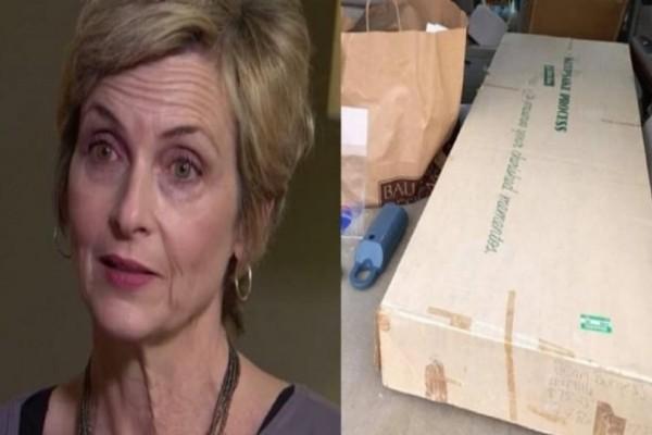 Άνοιξε το κουτί με το νυφικό της μετά από 30 χρόνια! Μόλις είδε τι είχε μέσα, άρχισε να ουρλιάζει από το σοκ! (Video)