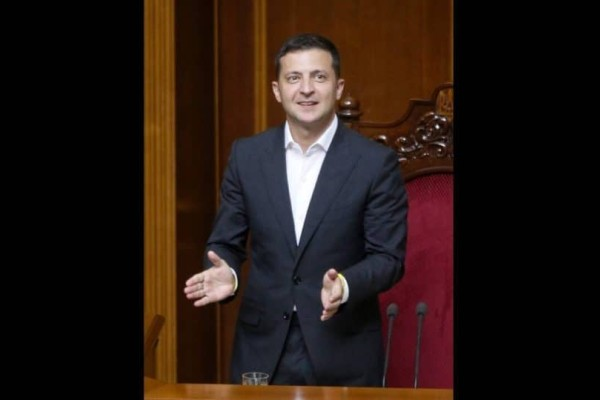 Ουκρανία: Πρωθυπουργός ετών...35!