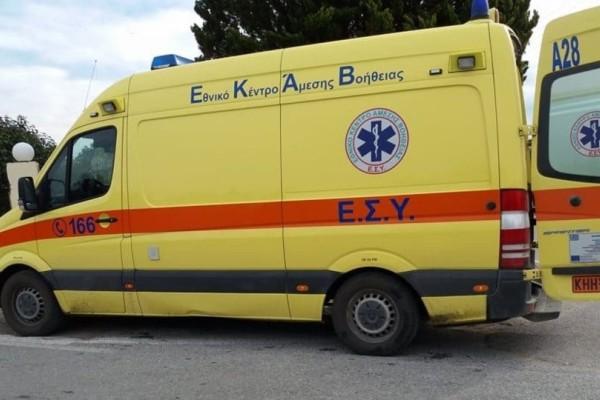 Ατύχημα στην Τήνο: 28χρονη έπεσε από ύψος 5 μέτρων!