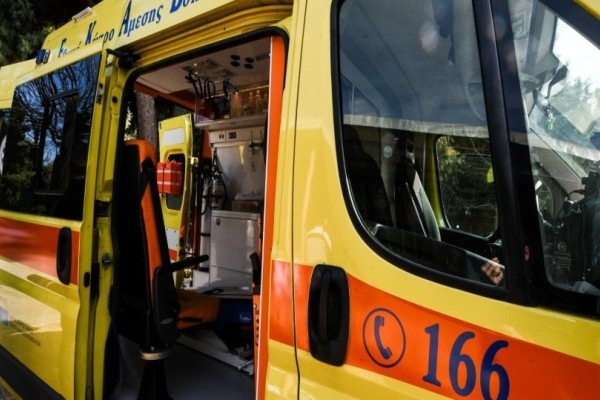 Θεσσαλονίκη: Αναποδογύρισε βανάκι με εννέα επιβάτες! Τρία παιδιά τραυματισμένα! (photo)