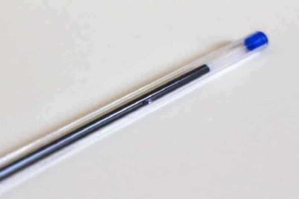 Γιατί όλα τα στυλό bic έχουν μια μικροσκοπική τρύπα στο περίβλημά τους;