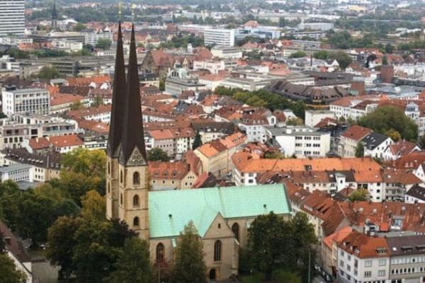 Κερδίστε 1 εκατ. ευρώ αν αποδείξετε ότι μια πόλη της Γερμανίας