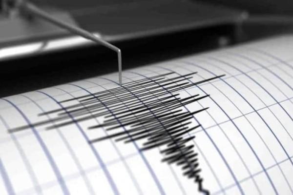 Ισχυρός σεισμός στην Κρήτη!