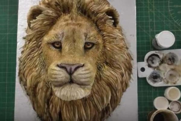 Είσαι fan του Lion King; Δες πως θα φτιάξει την πιο τέλεια τούρτα! (Video)