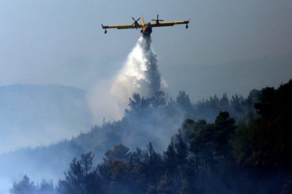 Υψηλός κίνδυνος πυρκαγιάς την Τετάρτη: Ποιες περιοχές βρίσκονται στο «κόκκινο»;