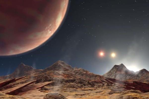 Απίστευτο: Ανακαλύφθηκε εξωπλανήτης που φωτίζεται από τρεις ήλιους!