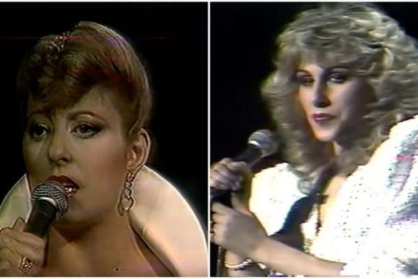 Όταν Άντζελα Δημητρίου και Έφη Σαρρή δοκίμασαν να πάνε Eurovision και... δεν τα πήγαν τόσο καλά! (Video)