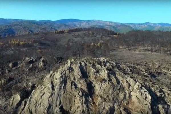 Βίντεο σοκ: Η τεράστια καταστροφή στην Εύβοια!