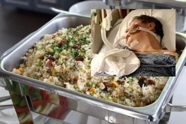 Τι είναι το σύνδρομο του τηγανητού ρυζιού που έστειλε μια γυναίκα στα επείγοντα!
