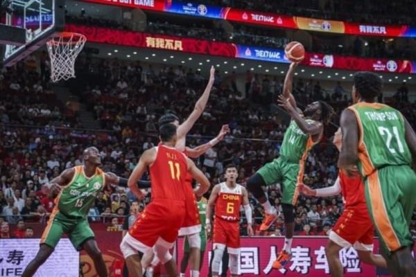 Μουντομπάσκετ 2019: Ακτή Ελεφαντοστού - Κίνα 55-70