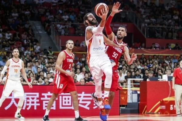 Μουντομπάσκετ 2019: Ισπανία- Τυνησία 101-62!