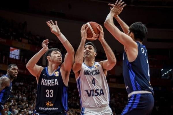 Μουντομπάσκετ 2019: Αργεντινή - Ν. Κορέα 95-69