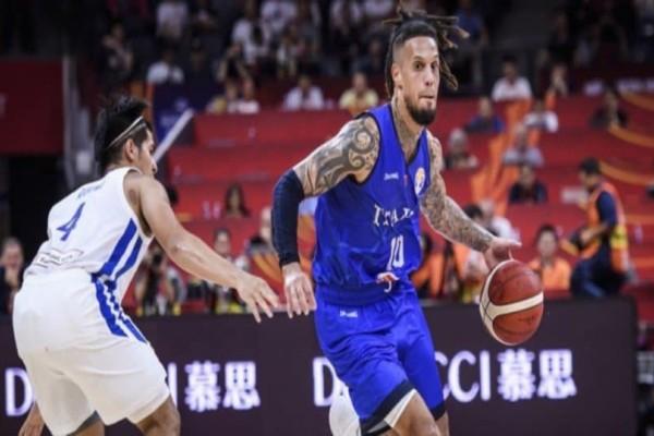 Μουντομπάσκετ 2019: Η Ιταλία νίκησε τις Φιλιππίνες με 108 - 62!