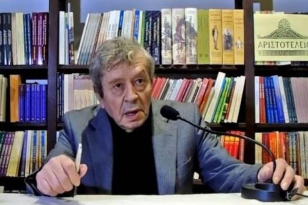 Θλίψη: Έχασε τη μάχη με τον καρκίνο ο δημοσιογράφος Δημήτρης Καψάλας!