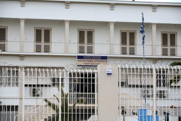 Αυτοκτόνησε φρουρός στις φυλακές Κορυδαλλού! (Video)
