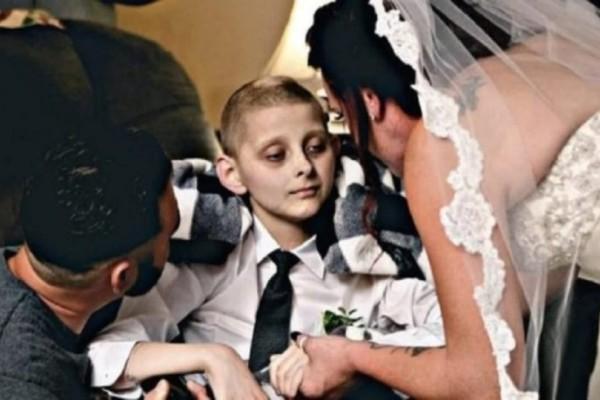 Λίγες μέρες πριν πεθάνει ζήτησε από τη μαμά του μια τελευταία χάρη...