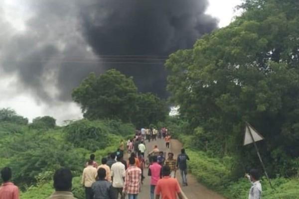 Ινδία: 12 νεκροί μετά από έκρηξη σε εργοστάσιο!