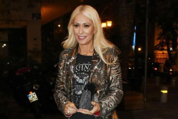 Μαρία Μπακοδήμου: Το αντίο στα αγαπημένα της πρόσωπα!