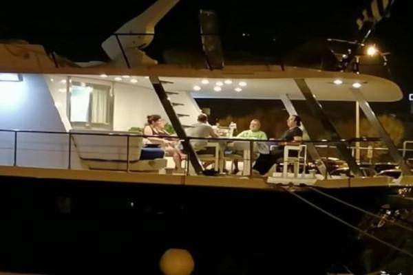 Ριχάρδος: Αυτό είναι το πλοίο‑παλάτι του «βασιλιά του χρυσού»!