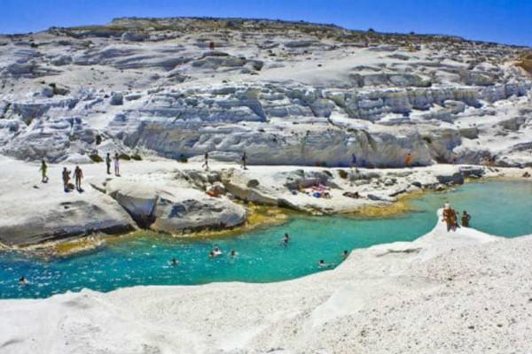 7+1 παραλίες στην Ελλάδα που θα σας αφήσουν άφωνους!